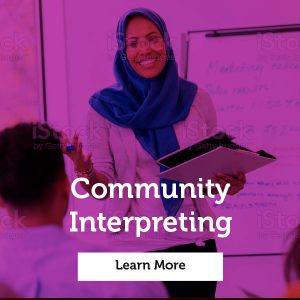 Click this image to learn more about our Community Courses