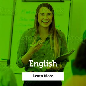 Click this image to learn more about our English Courses