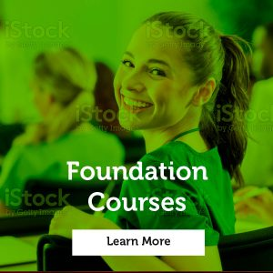 Click this image to learn more about our Foundation Courses