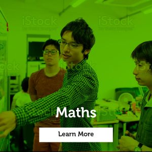 Click this image to learn more about our Maths Courses