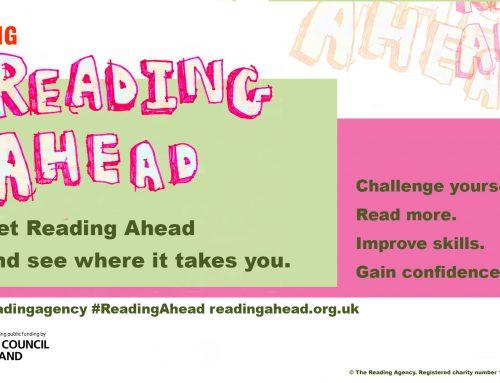 Reading Ahead Challenge
